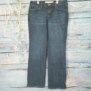 Loft Original Boot Cut Jeans Size 10